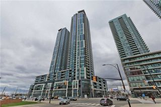 Main Photo: 3703 510 Curran Place in Mississauga: City Centre Condo for lease : MLS®# W4518899