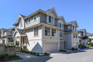 "Photo 1: 132 19525 73 Avenue in Surrey: Clayton Townhouse for sale in ""Uptown 2"" (Cloverdale)  : MLS®# R2398094"