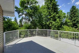 Photo 33: 8 BRENTWOOD Place: St. Albert House for sale : MLS®# E4203159