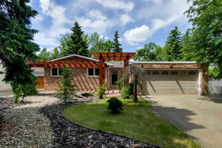 Photo 1: 8 BRENTWOOD Place: St. Albert House for sale : MLS®# E4203159