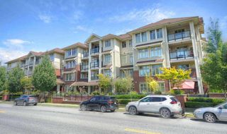 "Photo 1: 103 2330 SHAUGHNESSY Street in Port Coquitlam: Central Pt Coquitlam Condo for sale in ""AVANTI"" : MLS®# R2470843"