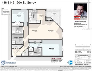 """Photo 25: 416 8142 120A Street in Surrey: Queen Mary Park Surrey Condo for sale in """"Sterling Court"""" : MLS®# R2471203"""