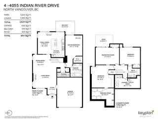 """Photo 39: 4 4055 INDIAN RIVER Drive in North Vancouver: Indian River Townhouse for sale in """"Winchester"""" : MLS®# R2473750"""