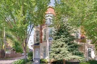 Main Photo: 203 5703 5 Street SW in Calgary: Windsor Park Row/Townhouse for sale : MLS®# A1021337