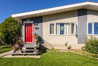 Photo 1: 7318 83 Avenue in Edmonton: Zone 18 House Half Duplex for sale : MLS®# E4214463