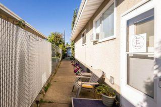 Photo 32: 7318 83 Avenue in Edmonton: Zone 18 House Half Duplex for sale : MLS®# E4214463