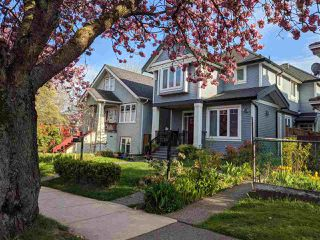 Photo 1: 2188 WILLIAM STREET in Vancouver: Grandview Woodland 1/2 Duplex for sale (Vancouver East)  : MLS®# R2490502