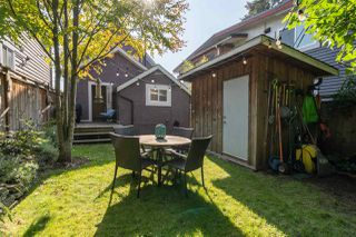 Photo 37: 503 ATLANTIC Street in Vancouver: Strathcona House for sale (Vancouver East)  : MLS®# R2505683