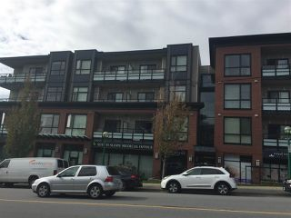 """Photo 1: 309 7777 ROYAL OAK Avenue in Burnaby: South Slope Condo for sale in """"THE SEVENS"""" (Burnaby South)  : MLS®# R2507526"""