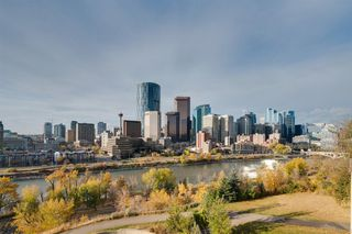 Photo 1: 503 300 Meredith Road NE in Calgary: Crescent Heights Apartment for sale : MLS®# A1041740