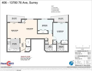 """Photo 21: 406 13780 76 Avenue in Surrey: East Newton Condo for sale in """"Earls Court"""" : MLS®# R2515734"""