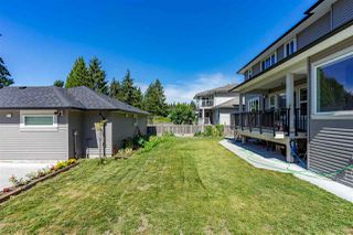 Photo 34: 3475 ST. ANNE Street in Port Coquitlam: Glenwood PQ House for sale : MLS®# R2526363