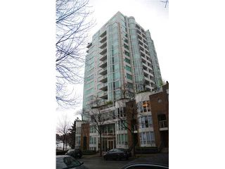 """Main Photo: 1404 1501 HOWE Street in Vancouver: Yaletown Condo for sale in """"888 Beach"""" (Vancouver West)  : MLS®# V929901"""