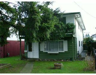 Photo 1: 1722 PRAIRIE AV in Port Coquitlam: House for sale (Canada)  : MLS®# V577851