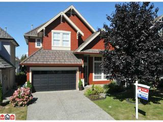 "Main Photo: 15289 35TH Avenue in Surrey: Morgan Creek House for sale in ""ROSEMARY HEIGHTS"" (South Surrey White Rock)  : MLS®# F1221981"