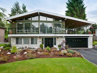 Photo 1: 7492 DORCHESTER Drive in Burnaby: Government Road House for sale (Burnaby North)  : MLS®# V969163
