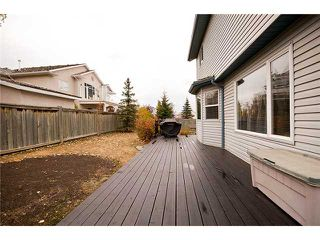 Photo 22: 26 WEST HALL Place: Cochrane Residential Detached Single Family for sale : MLS®# C3540742