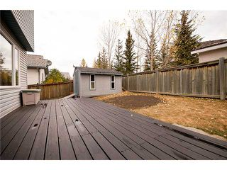 Photo 24: 26 WEST HALL Place: Cochrane Residential Detached Single Family for sale : MLS®# C3540742