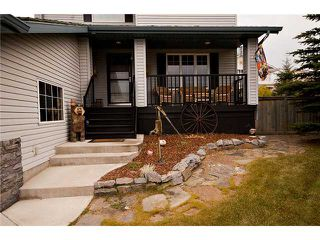 Photo 3: 26 WEST HALL Place: Cochrane Residential Detached Single Family for sale : MLS®# C3540742