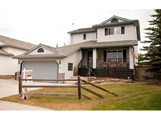 Photo 1: 26 WEST HALL Place: Cochrane Residential Detached Single Family for sale : MLS®# C3540742