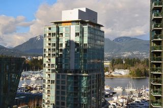 Photo 10: 704 1333 W GEORGIA Street in Vancouver: Coal Harbour Condo for sale (Vancouver West)  : MLS®# V995092