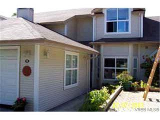 Photo 1: 10 3633 Cedar Hill Rd in VICTORIA: SE Cedar Hill Row/Townhouse for sale (Saanich East)  : MLS®# 315816