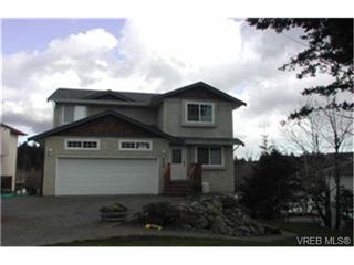 Photo 1: 233 Stellar Crt in VICTORIA: La Florence Lake House for sale (Langford)  : MLS®# 331471
