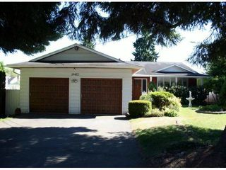 Photo 1: 19472 64TH Avenue in Surrey: Clayton House for sale (Cloverdale)  : MLS®# F1418540