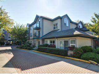 Photo 1: 114 1485 Garnet Road in VICTORIA: SE Cedar Hill Condo Apartment for sale (Saanich East)  : MLS®# 341673