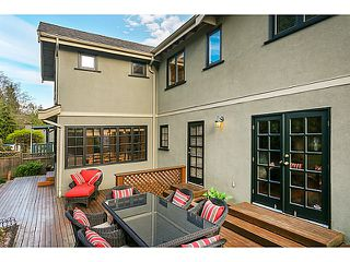 Photo 3: 3429 W 43RD AV in Vancouver: Southlands House for sale (Vancouver West)  : MLS®# V1122145