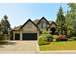 Photo 1: 3256 Hampshire Court in Surrey: Morgan Creek House for sale (South Surrey White Rock)  : MLS®# F1444621