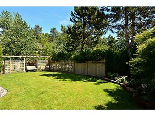 Photo 20: 3256 Hampshire Court in Surrey: Morgan Creek House for sale (South Surrey White Rock)  : MLS®# F1444621