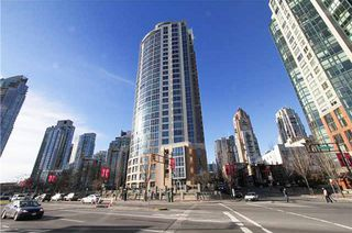 Main Photo: 388 Drake Street in Vancouver: Yaletown Condo for rent (Vancouver West)