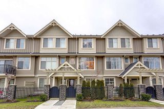 Photo 3: 6 19525 73 AVENUE in Surrey: Clayton Townhouse for sale (Cloverdale)  : MLS®# R2135656
