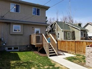Photo 28: 11021 123 Street NW in Edmonton: House Half Duplex for rent