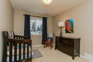 Photo 22: 11021 123 Street NW in Edmonton: House Half Duplex for rent