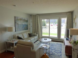 Photo 2: 117 12660 142 Avenue in Edmonton: Zone 27 Condo for sale : MLS®# E4169121
