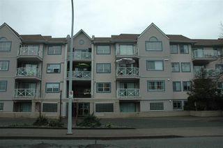 """Main Photo: 503 12101 80 Avenue in Surrey: Queen Mary Park Surrey Condo for sale in """"SURREY TOWN MANOR"""" : MLS®# R2410602"""