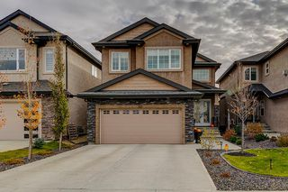 Photo 1: 527 ALBANY Way in Edmonton: Zone 27 House for sale : MLS®# E4177602
