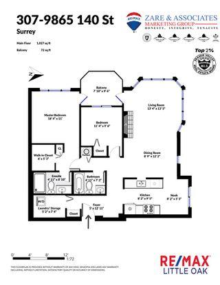 Photo 20: 307 9865 140 Street in Surrey: Whalley Condo for sale (North Surrey)  : MLS®# R2444304