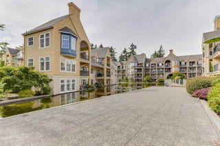 "Photo 3: 201 5555 13A Avenue in Delta: Cliff Drive Condo for sale in ""WINDSOR WOODS"" (Tsawwassen)  : MLS®# R2465619"
