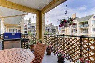 "Photo 23: 201 5555 13A Avenue in Delta: Cliff Drive Condo for sale in ""WINDSOR WOODS"" (Tsawwassen)  : MLS®# R2465619"