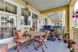 "Photo 22: 201 5555 13A Avenue in Delta: Cliff Drive Condo for sale in ""WINDSOR WOODS"" (Tsawwassen)  : MLS®# R2465619"