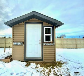 Photo 25: 15 Nordal Close: Wetaskiwin House Half Duplex for sale : MLS®# E4224317