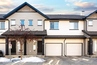 Main Photo: 103 Everridge Gardens SW in Calgary: Evergreen Row/Townhouse for sale : MLS®# A1061680