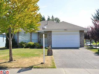 Photo 1: 1964 143A Street in Surrey: Sunnyside Park Surrey House for sale (South Surrey White Rock)  : MLS®# F1221138
