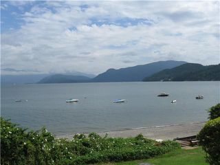 "Photo 1: 1106 POINT Road in Gibsons: Gibsons & Area House for sale in ""Hopkins Landing"" (Sunshine Coast)  : MLS®# V987108"