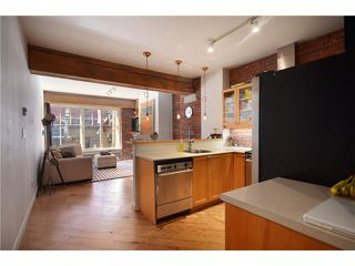 Photo 3: 201 1178 HAMILTON Street in Vancouver: Yaletown Condo for sale (Vancouver West)  : MLS®# V988978