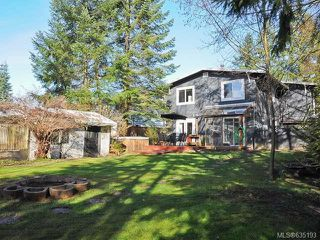 Photo 27: 1600 ROBERT LANG DRIVE in COURTENAY: Z2 Courtenay City House for sale (Zone 2 - Comox Valley)  : MLS®# 635193