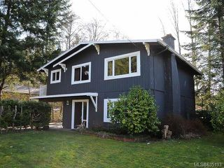 Photo 1: 1600 ROBERT LANG DRIVE in COURTENAY: Z2 Courtenay City House for sale (Zone 2 - Comox Valley)  : MLS®# 635193